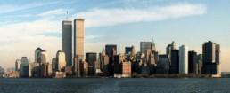 NYC Skyline Twin Towers