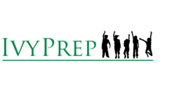 Ivy Prep Logo with Kids