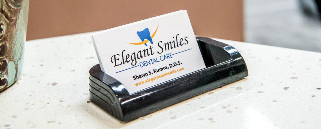 Elegant Smiles Card
