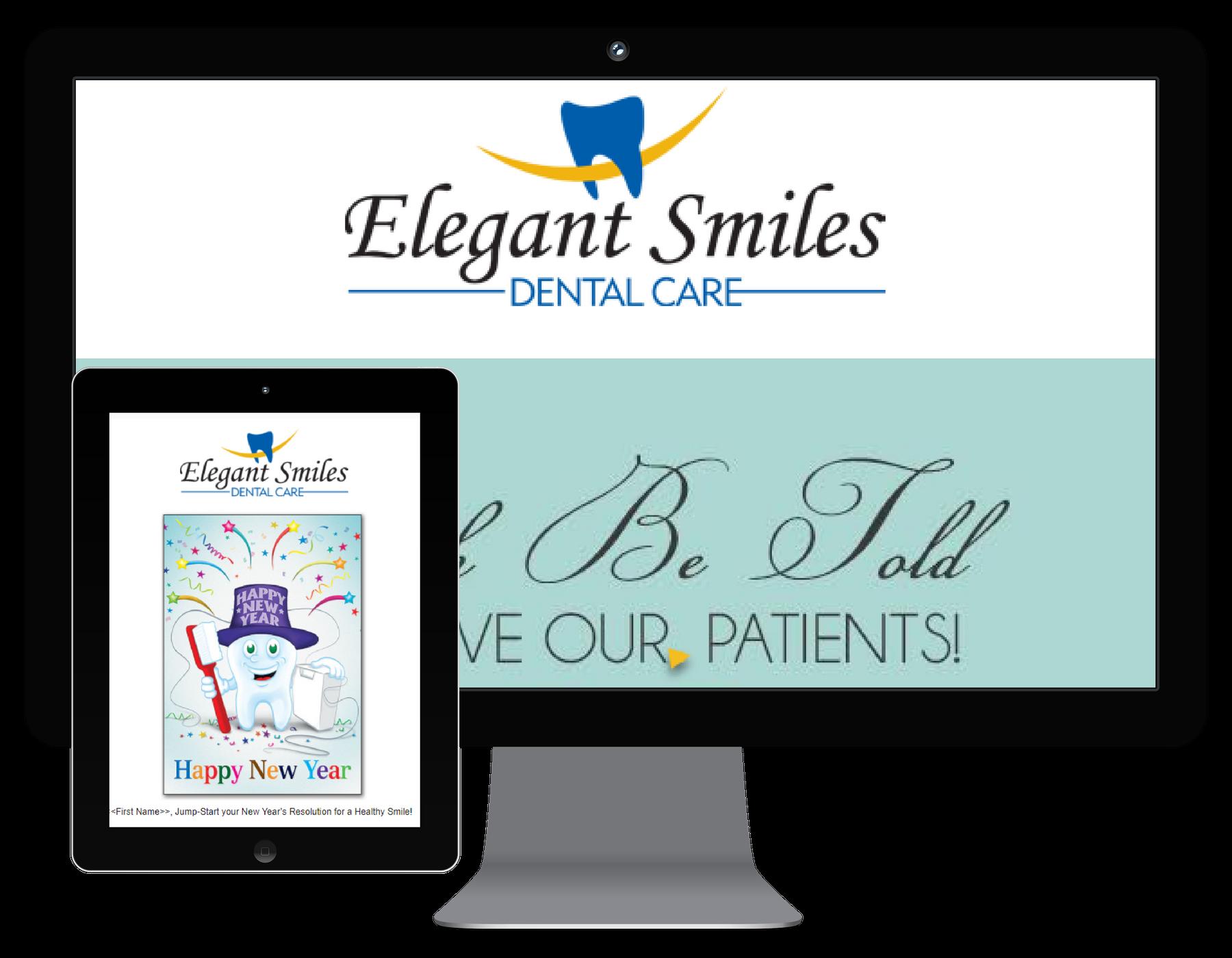 Elegant Smiles Emails