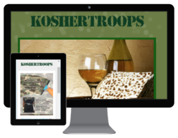 Kosher Troops Emails