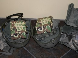 Packages of for KosherTroops Soldiers