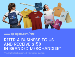 Refer Business for Merchandise